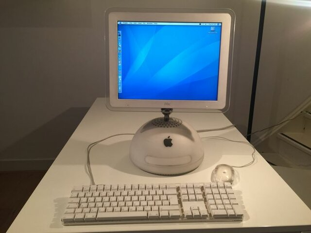 """""""iMac G4"""""""