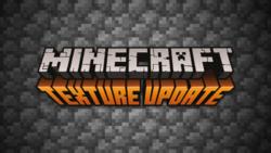 Texture Update for Bedrock Edition