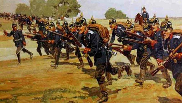 Guerra de Francia y Prusia