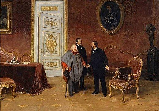 Guarnición Francesa (Unificación Italiana)