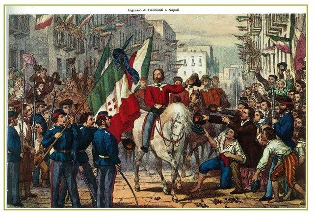 Roma se convierte en la capital del Reino de Italia.