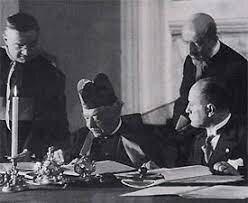 Tratado de Letrán (Unificación Italiana)