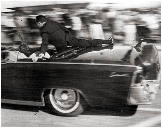 Attentatet mot John F. Kennedy
