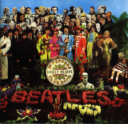Set Pepper's Lonely Hearts Club Band