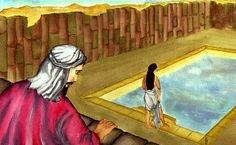 David had a kid with Bathsheba