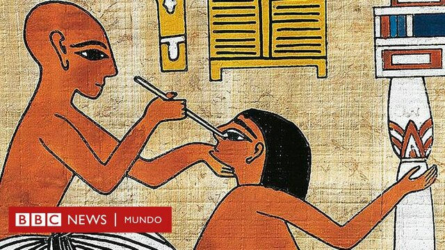 Medicina en Egipto