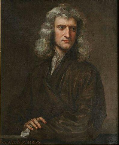 Isaac Newton (1642 – 1726)