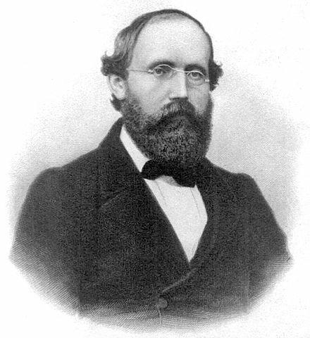 Bernhard Riemann(1826 – 1866)