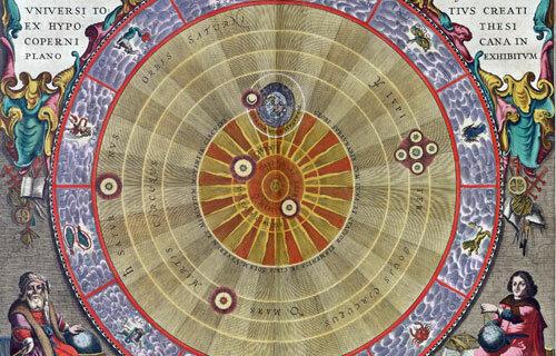 Teoría cósmica sideral