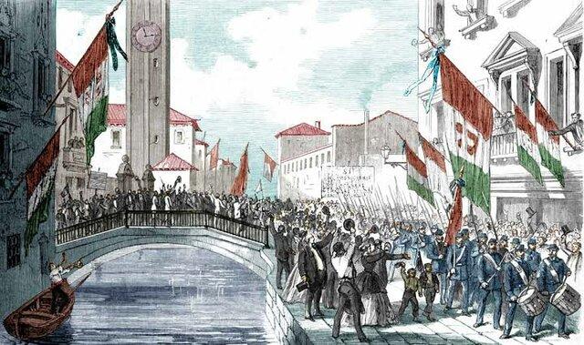 Anexión de Venecia