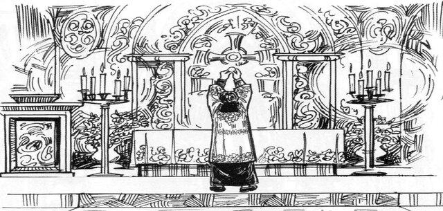 Su orden sacerdotal