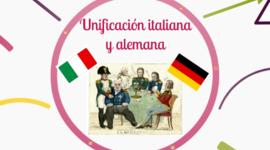 La unificación de Alemania e Italia y el reparto de China timeline