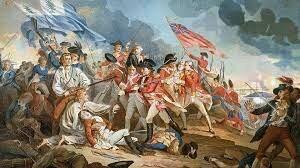 Début de la guerre de l'indépendance