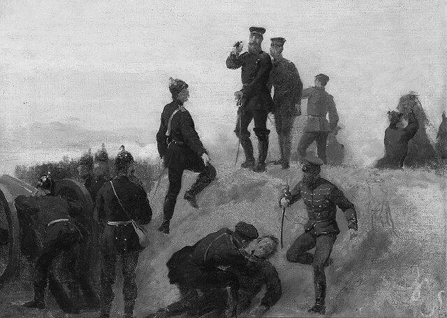Guerra entre Prusia y Francia
