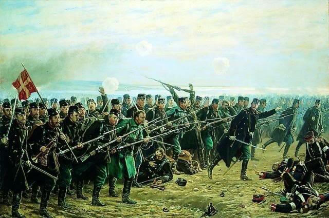 Austria VS Prusia
