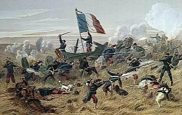 (UA) Guerra contra Francia