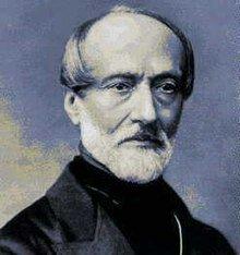 Fundación de la joven Italia de Mazzini (Italia)