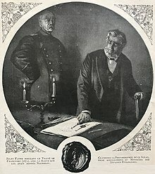 Tratado de Frankfort .