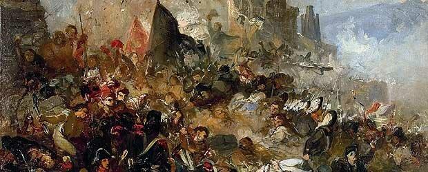 El setge a Girona