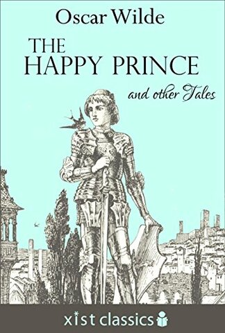 """Published fairytale-book """"The happy Prince and Other Tales"""""""
