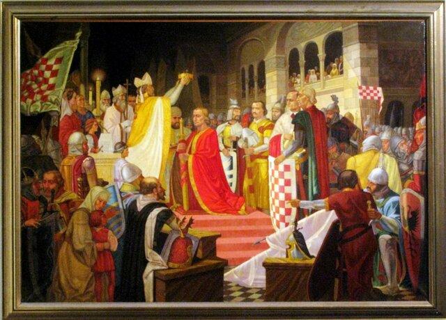 Stvaranje Hrvatskog kraljevstva