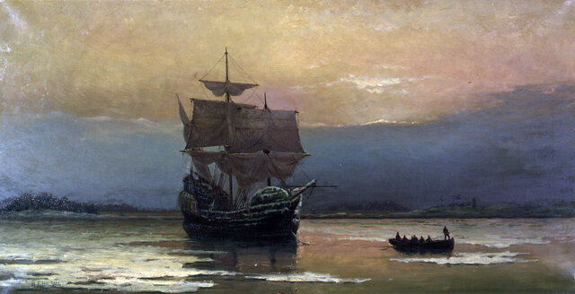 Desembarcament de Mayflower