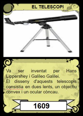 El telescopi