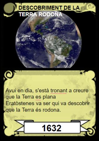 Terra rodona