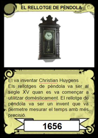 El rellotge de pèndola