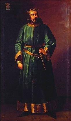 Pedro I hereda el trono de Aragón y pamplona