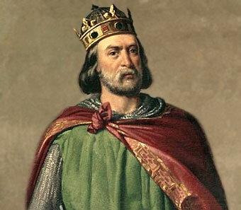 Inicio de su participación en la batalla de navas de Tolosa