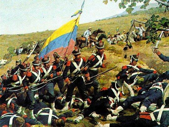 batalla de Victoria
