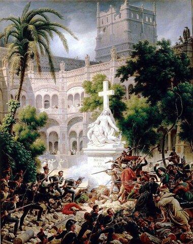 Els setges de Saragossa