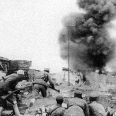 WW1 and WW2 events timeline