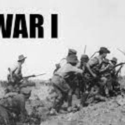 WWI-WWII Timeline