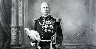 Primer periodo presidencial de Porfirio Díaz