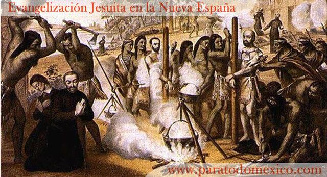 La llegada de los Jesuitas