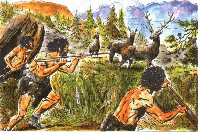 PREHISTORIA (la educación fisica era una herramienta para la supervivencia), cazaban animales, hacian danzas en rituales y cultos. fecha: 2.500.000 a.C - 3500 a.C
