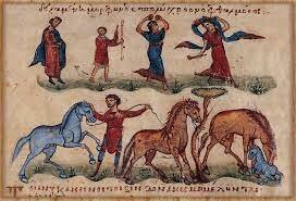 ANTIGUEDAD (nace la escritura, en Mesopotamia usan el caballo para carreras, realizan luchas,lanzamiento,nado y salto. En otros paises se realiza: yoga, gimnasia,budo,juegos panélenicos, juegos olimpicos en Grecia) Fecha: 4000 a.C. -476 d.C.