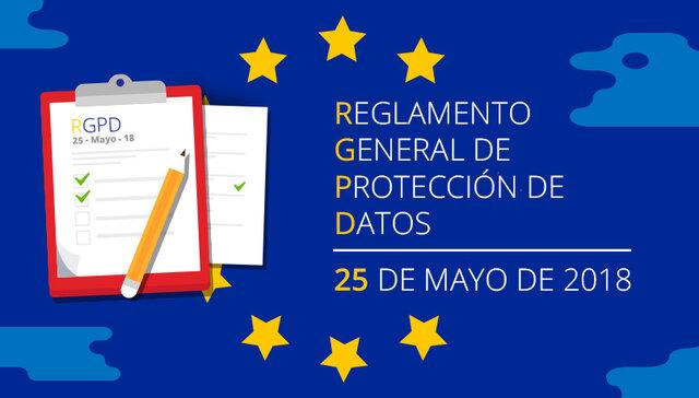 Reglamento de Protección de Datos y los derechos de autor(RGPD).