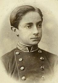 Nacimiento de Alfonso XII