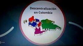 descentralización colombiana  timeline
