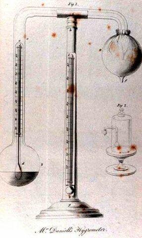 El primer termómetro