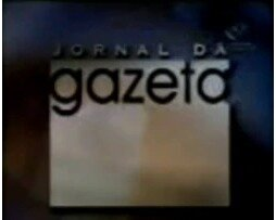 Telejornal da Gazeta