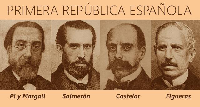 Inicio de la primera república española