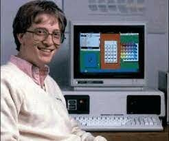 Bill Gates Starts Microsoft