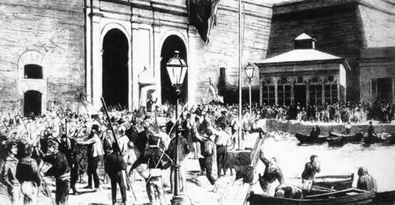 Insurrección en Cartagena
