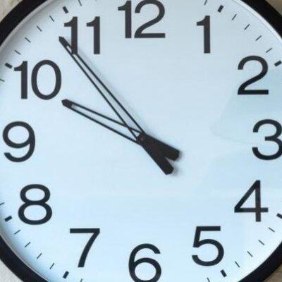 Cronología de las tecnologías para medir el tiempo timeline