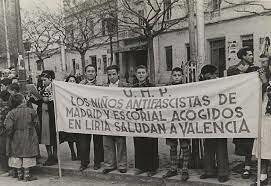 Traslado del gobierno republicano a Valencia