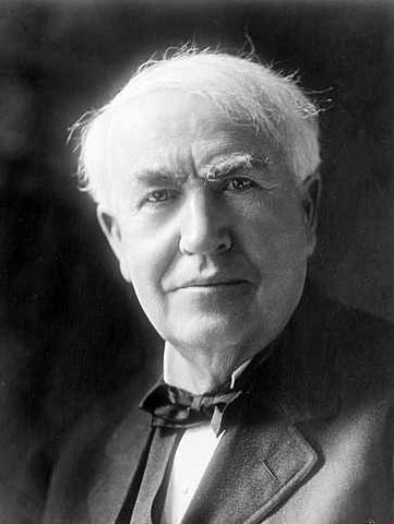 First Electric Plant Built by Thomas Edison in New York